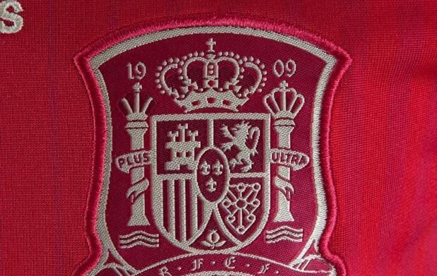 Camiseta réplica Adidas España 2014