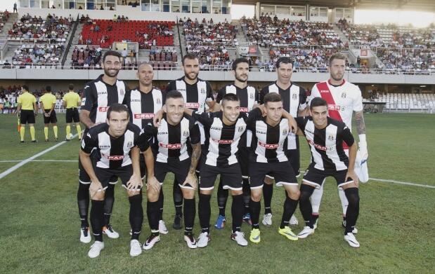 FC Cartagena vs  Real Jaen