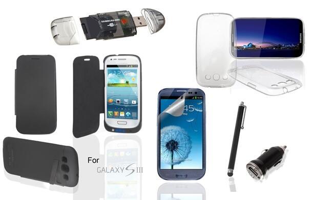 Accesorios para tu Samsung Galaxy SIII