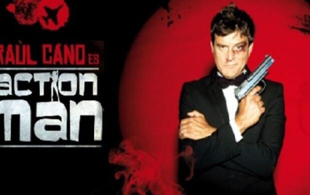 Descuento: Action Man, de Yllana (16 jun)