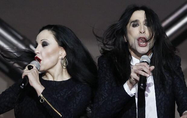 Fangoria + Nancys Rubias en concierto