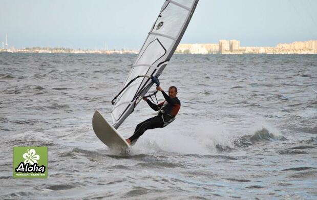 Curso de Iniciación al windsurf 2 horas