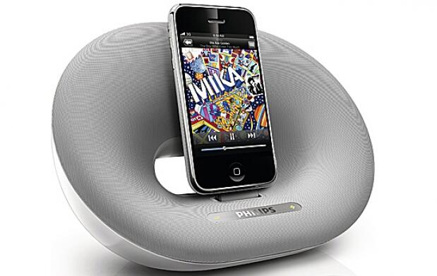 Altavoz Philips para iPod por 49,90 €