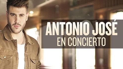 Antonio José en Águilas (22 julio)