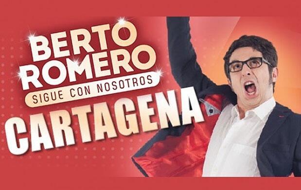 Descuento: Berto Romero (11 jun)