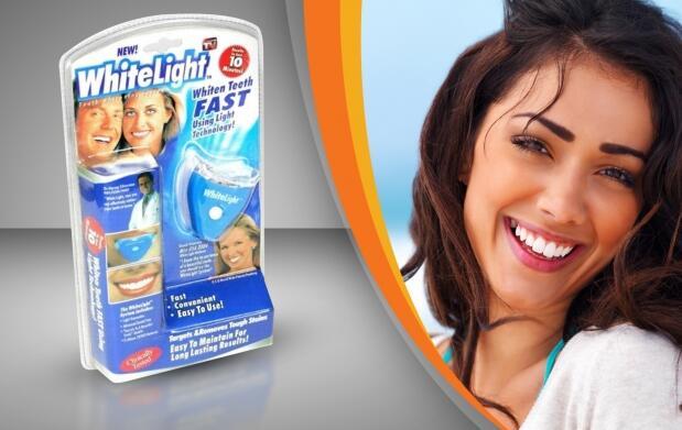 Kit blanqueador dental por 12 euros
