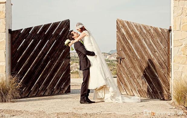 Una boda original en Finca La Constancia