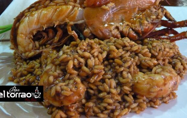 El mejor arroz con bogavante por 8,5€