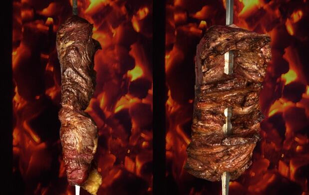Barra libre de carne a la brasa en Elche