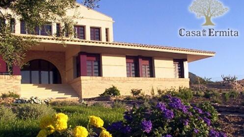 Tour Casa de la Ermita para 2, cata y botella
