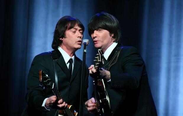 Homenaje a los Beatles-The Cavern Beatles