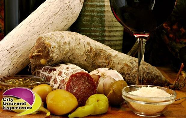 Feria gourmet Murcia: entrada solidaria