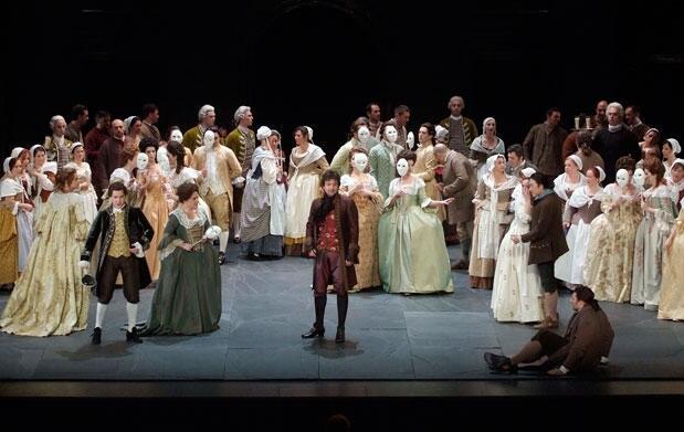 Ópera Don Giovanni de Mozart