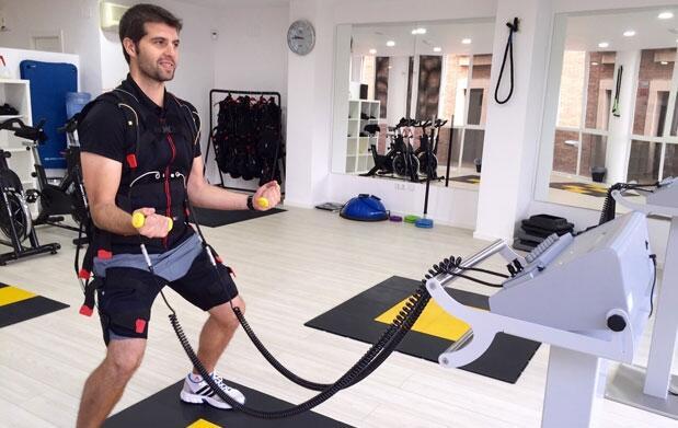 Descubre el electro fitness