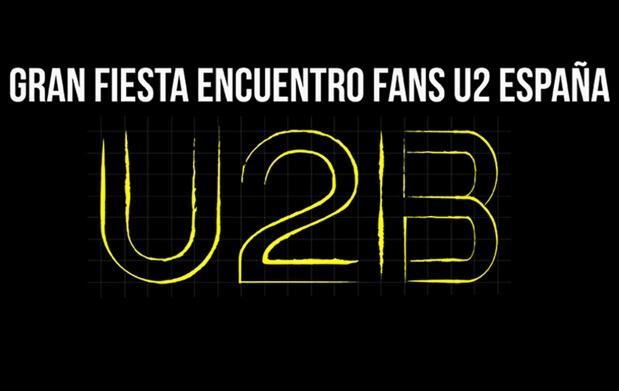 Encuentro nacional de fans de U2 (13 mayo)