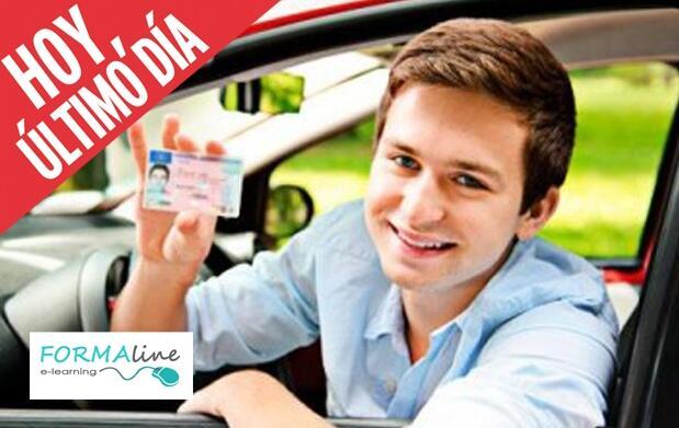 Sácate el carné de conducir