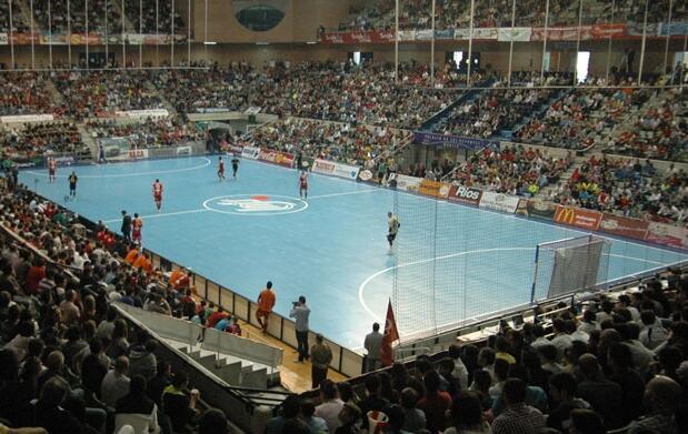Semifinal Copa del Rey ElPozo-Lobelle