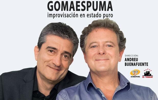 El humor de Gomaespuma en Elche