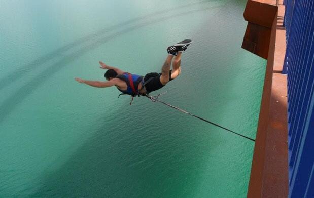 Regala 2 saltos de puenting: Yeste/Totana
