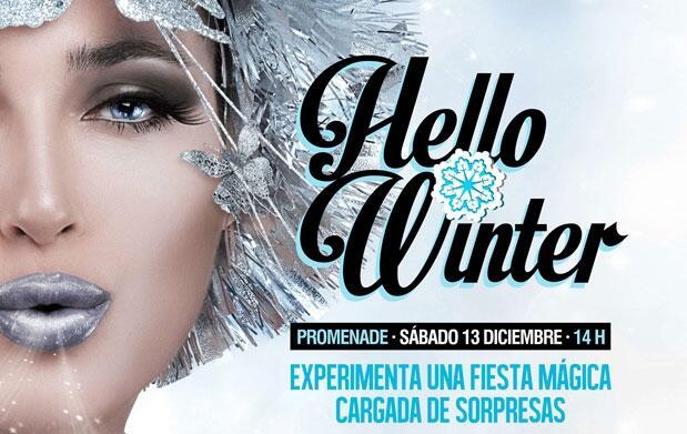 Gran fiesta de invierno Hello Winter
