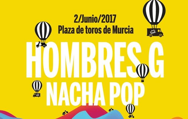 Hombres G + Nacha Pop (2 jun.)