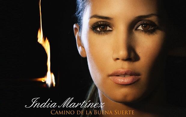 India Martínez en San Pedro, 27 junio