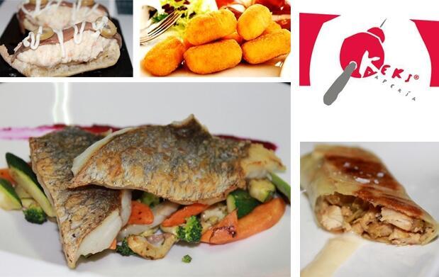 Nuevo menú degustación de temporada Keki
