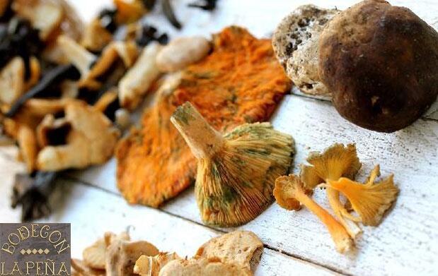 Exquisito menú de otoño