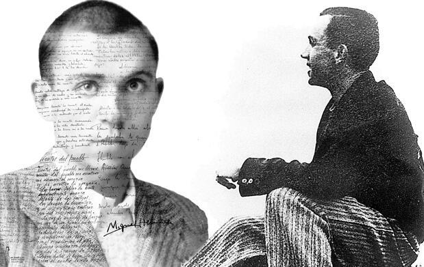 Libro Letras y Artes de Miguel Hernández