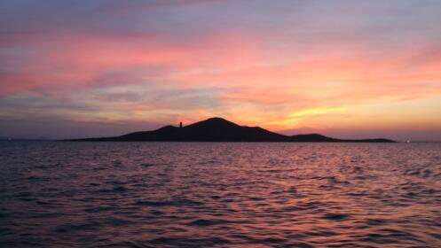 Ruta Mar Menor. La mejor puesta de sol y barra libre.