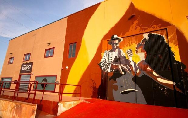 ¡Los Calis y Bordon 4 en Cartagena!
