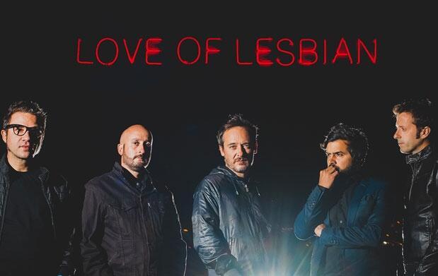 Love of Lesbian en Águilas 18 julio