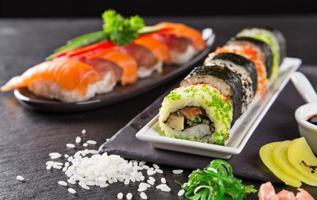 Taller MG: Cocina japonesa y Mediterránea