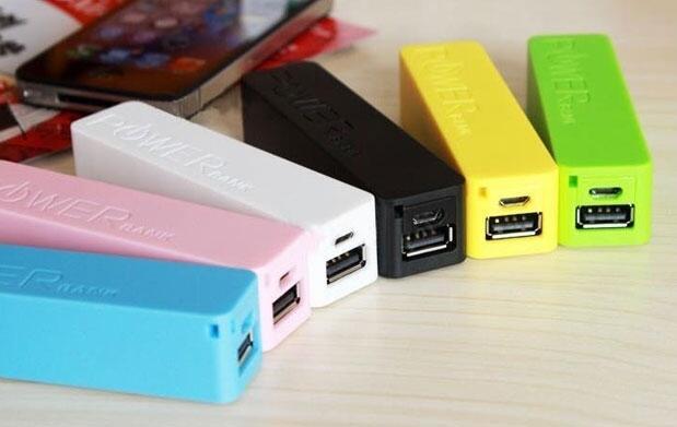Batería portátil para el móvil
