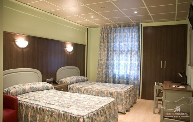 Alojamiento + parking Hotel 3* Jumilla