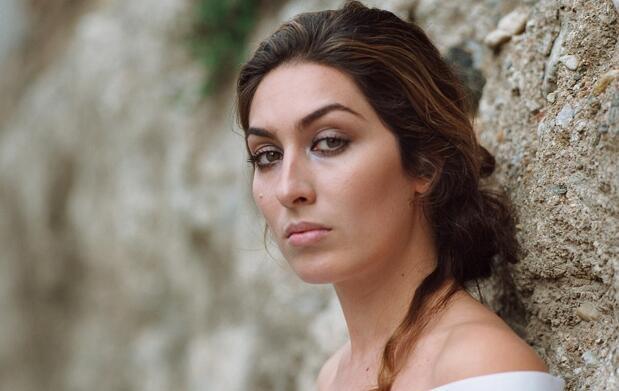 Estrella Morente en concierto