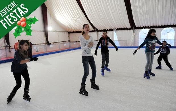 Albacete: Patina 1 hora sobre hielo a 3€