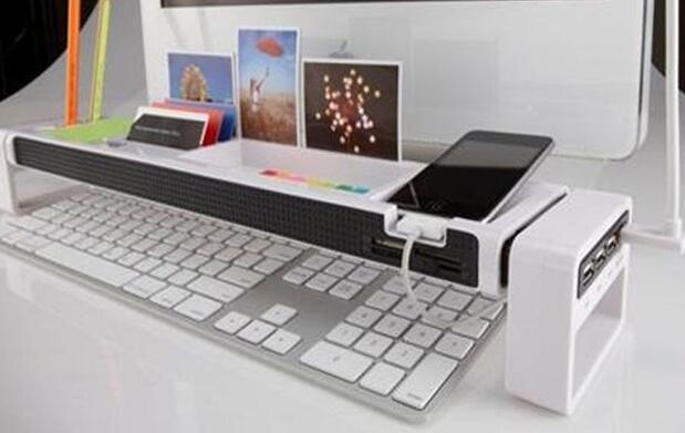Práctico organizador para tu ordenador