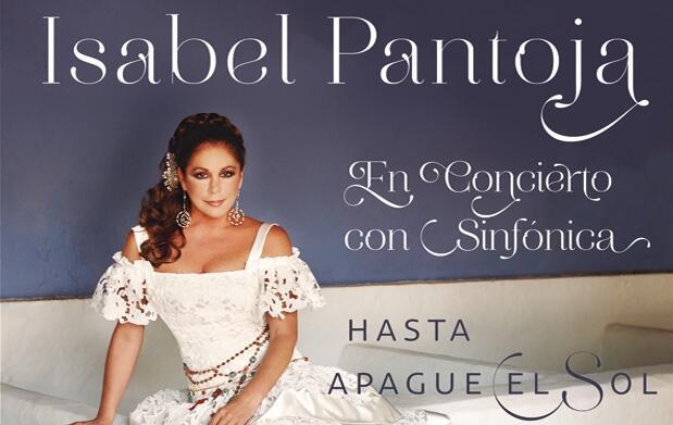 Isabel Pantoja en Murcia (7 jul.)