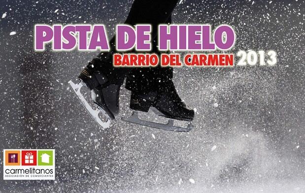 Patinaje sobre hielo en Murcia o Albacete