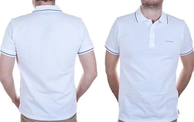 Polo para hombre Calvin Klein Collection
