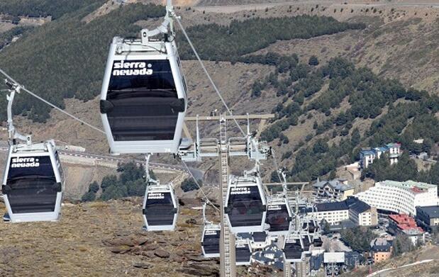 Escapada a Sierra Nevada