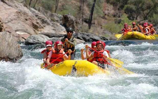 Última oportunidad: rafting, fotos y más
