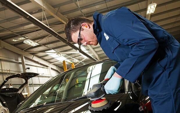 Reparación chapa y pintura para tu coche