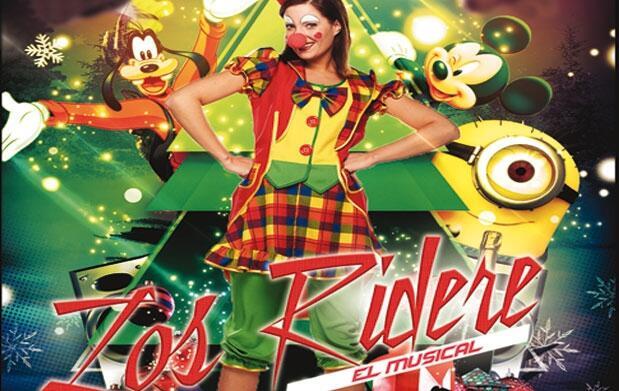 Musical infantil 'Los Ridere' en Beniel