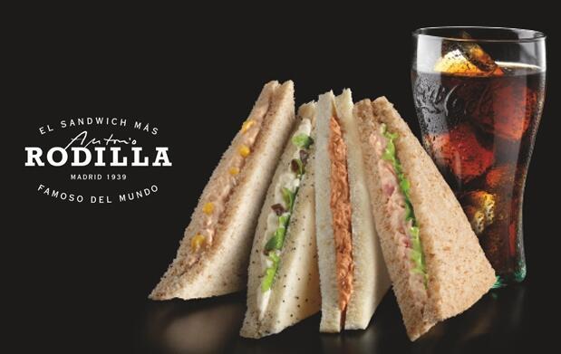 2 Menús Clásicos con bebidas en Rodilla