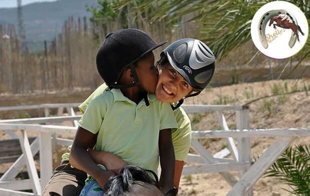 Montar a caballo, plan para tus hijos