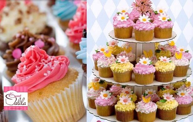 6 cupcakes artesanales a domicilio