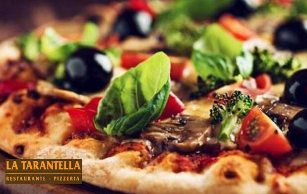Pizza artesana a elegir por 2€