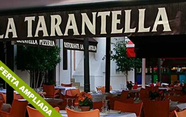 Menú Italiano a la  carta para 2